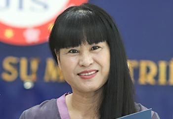 Cô Nguyễn Thị Thanh Thủy - Trưởng phòng Quản lý chất lượng và Hợp tác Quốc tế