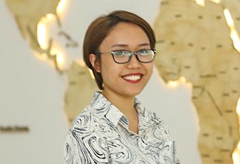 Nguyễn Hoàng Anh - GV Trợ giảng - Phiên dịch Hệ QT Cambridge