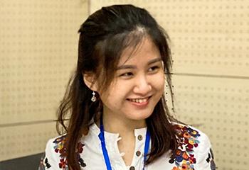 Trần Ngọc Quỳnh - Trợ lý Giám đốc Hệ Quốc tế Cambridge