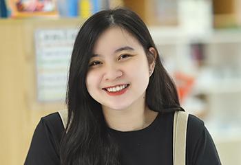 Trần Thị Hằng - GV Trợ giảng - Phiên dịch Hệ QT Cambridge