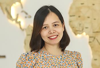 Trần Thị Ngọc - GV Trợ giảng - Phiên dịch Hệ QT Cambridge