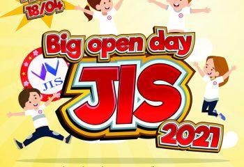 Thu moi Big Open Day JIS 2021
